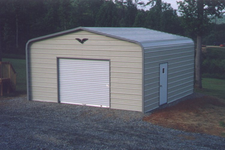 Aluminum Garages And Shelters : Ot best worst instant portable garage shelters